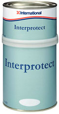 International Interprotect 2-K Epoxidgrundierung Grau 2,5 Liter