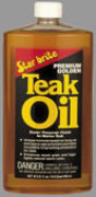 Premium Golden Teak Oil 500ml