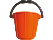 PVC Schlagpütz orange