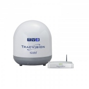 TracVision TV1 Single-LNB, mit IP-TV-Hub B